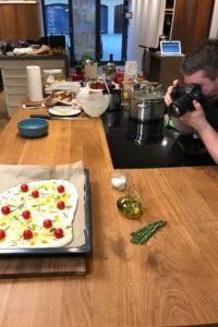 Making-Foto